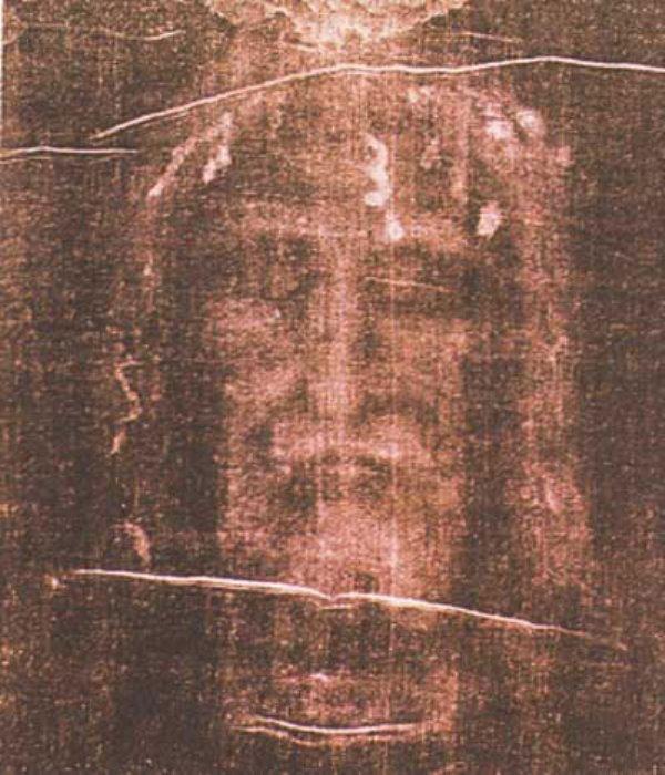 Лик Христа на плащанице совпадает с иконописным