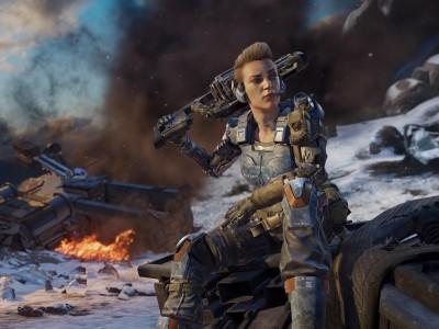 Шутер Call of Duty: Black Ops III принёс разработчикам полмиллиарда долларов за три дня