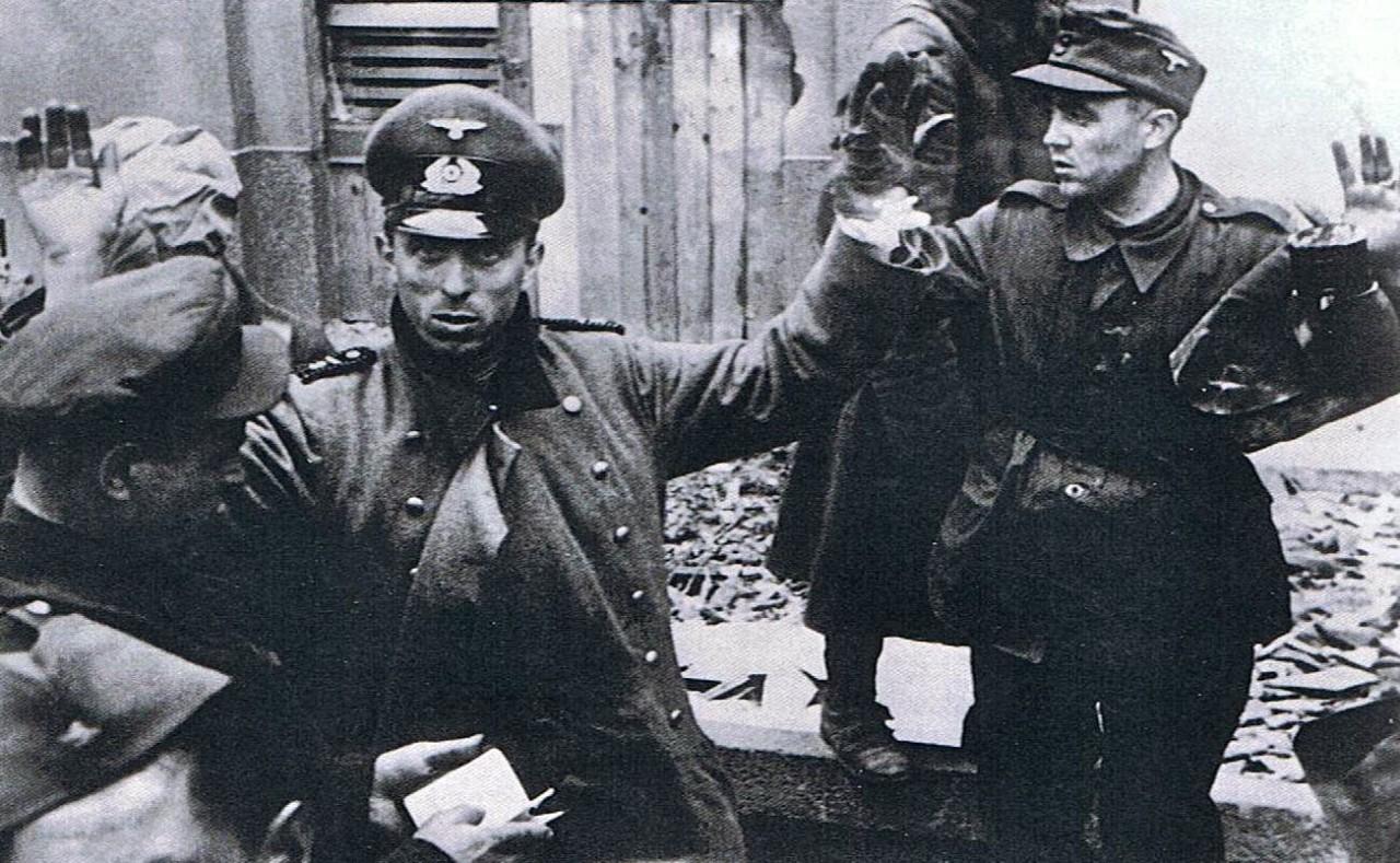 Причины поражения Германии во Второй мировой войне