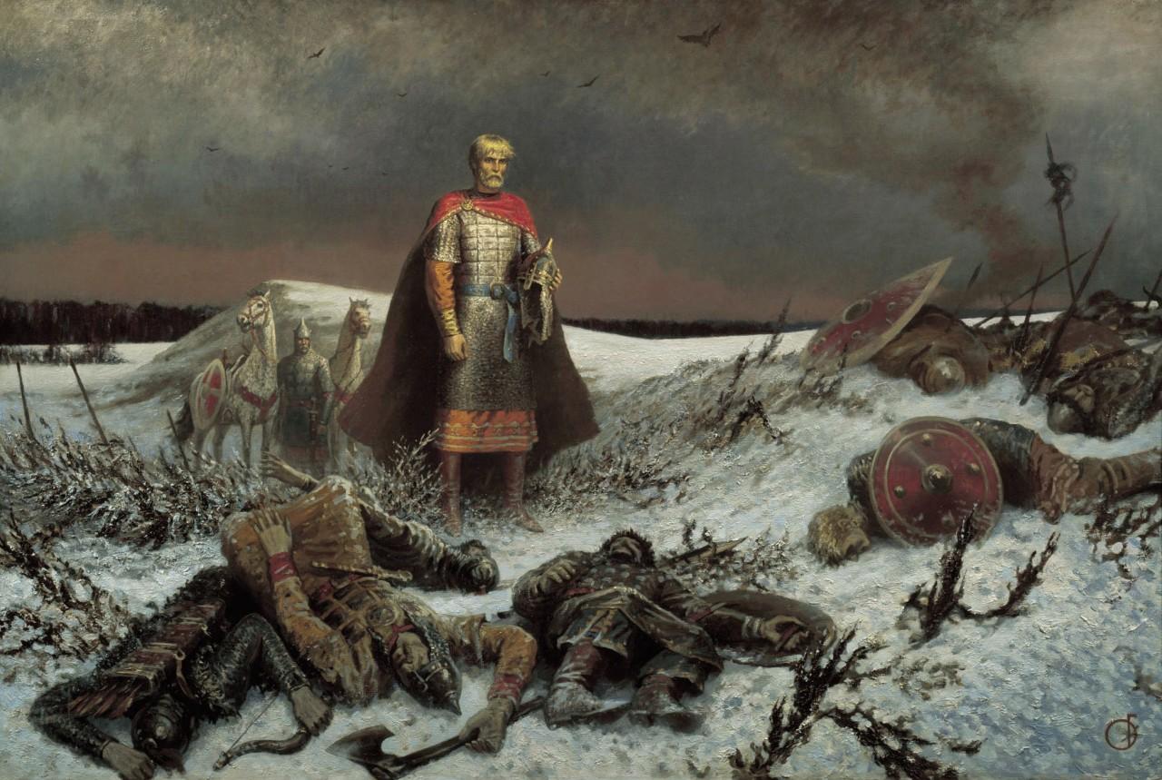 9. Все мужчины на Руси обучались военному делу. Древняя Русь, история, славяне