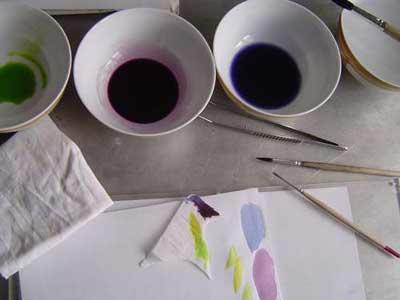 Окраска