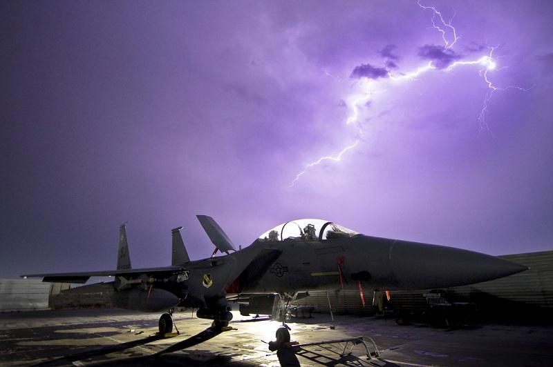 115 25 потрясающих фото от ВВС США