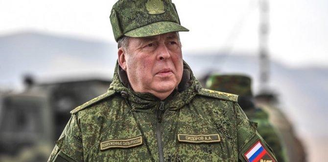 О чем предупреждает Баку и Ереван русский генерал Сидоров