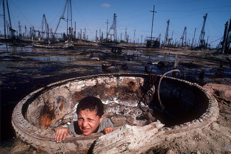 Устрашающие фото-факты глобального потепления и человеческого участия в этом