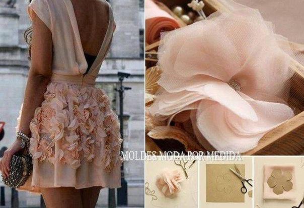 Для декора одежды