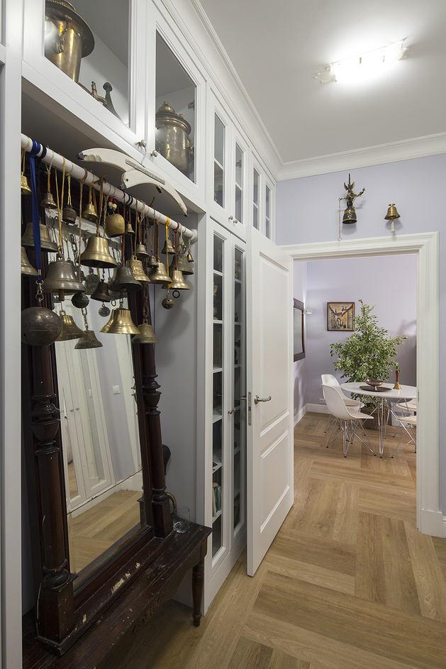 Как выглядит квартира актёра Льва Дурова