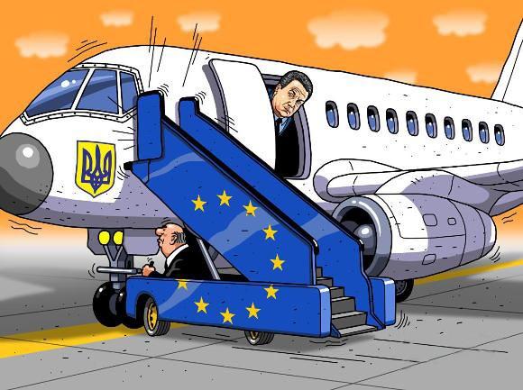 Увидимся через 20 лет… твоя Европа