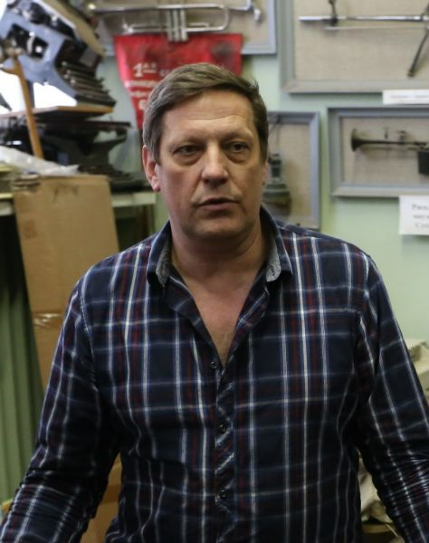 Организатор и руководитель мотоклуба Трофимов Семён Васильевич.