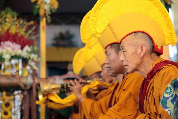 История буддизма в России