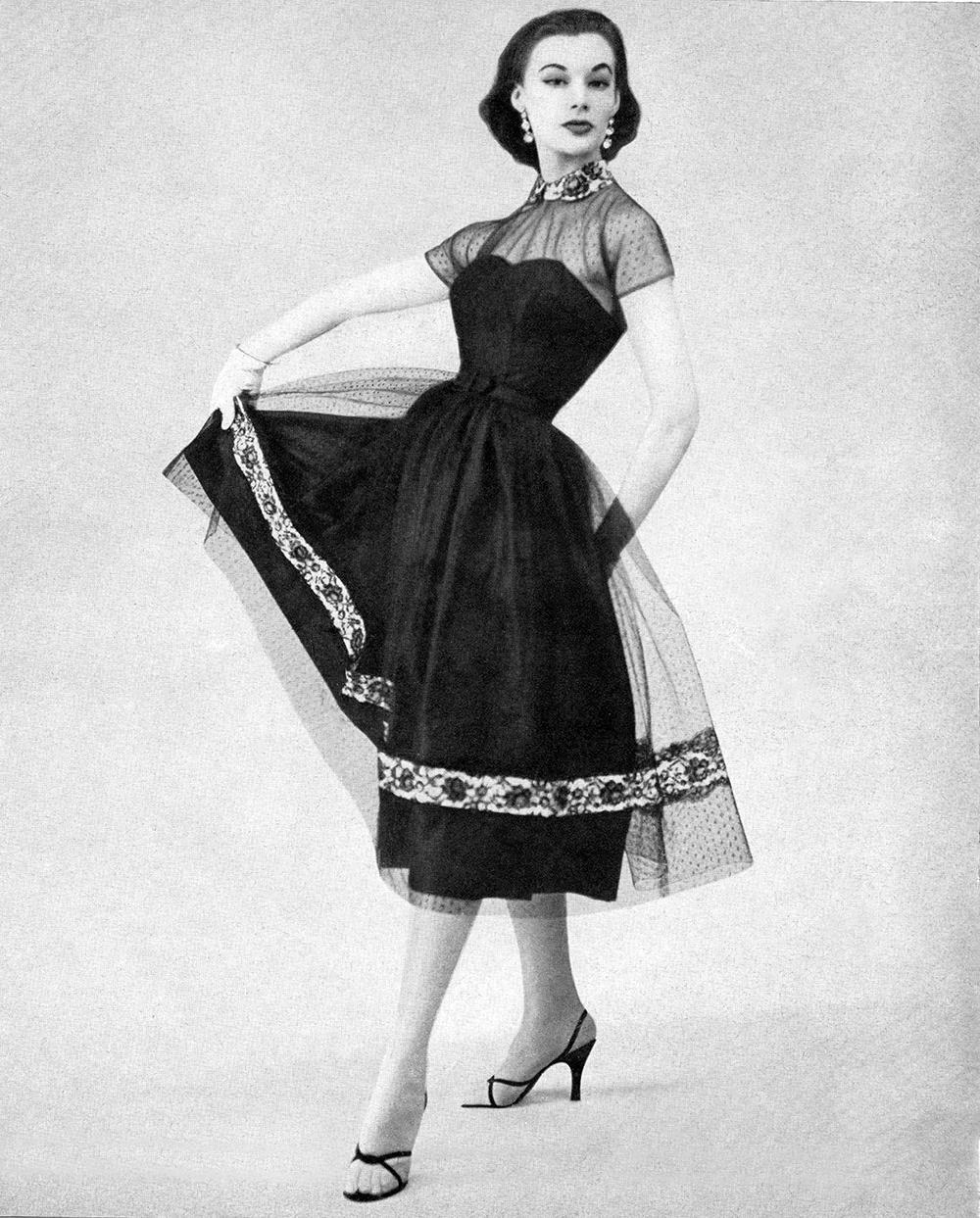Унесенные ветром, или Рафинированная женственность 50-х