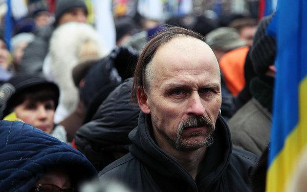 «Крым будет украинским»: бег…