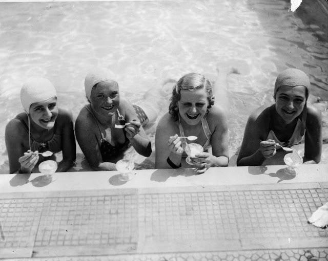 Этот безумный, яркий Лондон на черно-белых фотографиях 1930-х годов