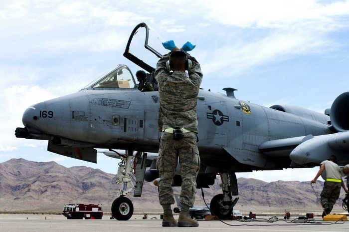 Треть парка американских штурмовиков A-10 Thunderbolt II признана непригодной