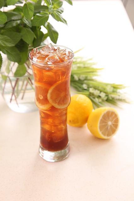 Энергетический напиток домаш…