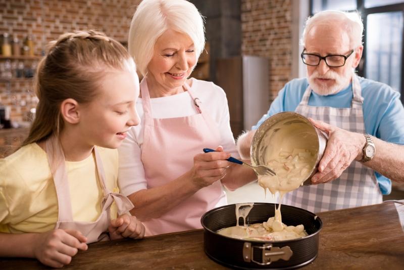 домашнее песочное печенье с крахмалом