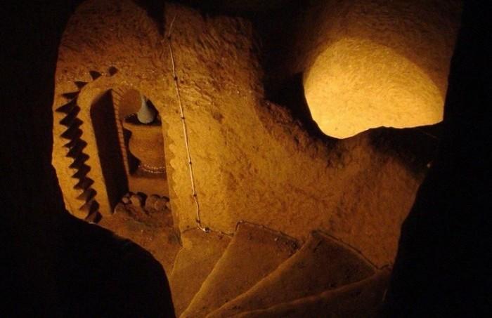 Создание подземных ходов оказалось делом увлекательным.../Фото:vstrokax.ne