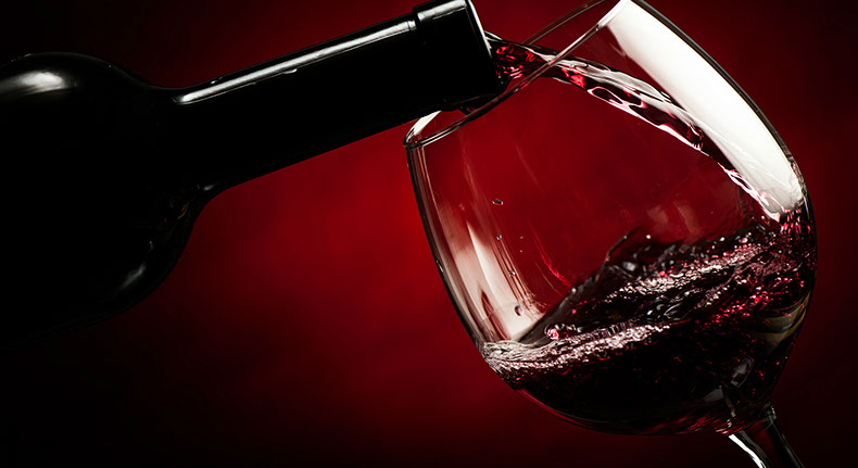 Вино для кожи и красоты