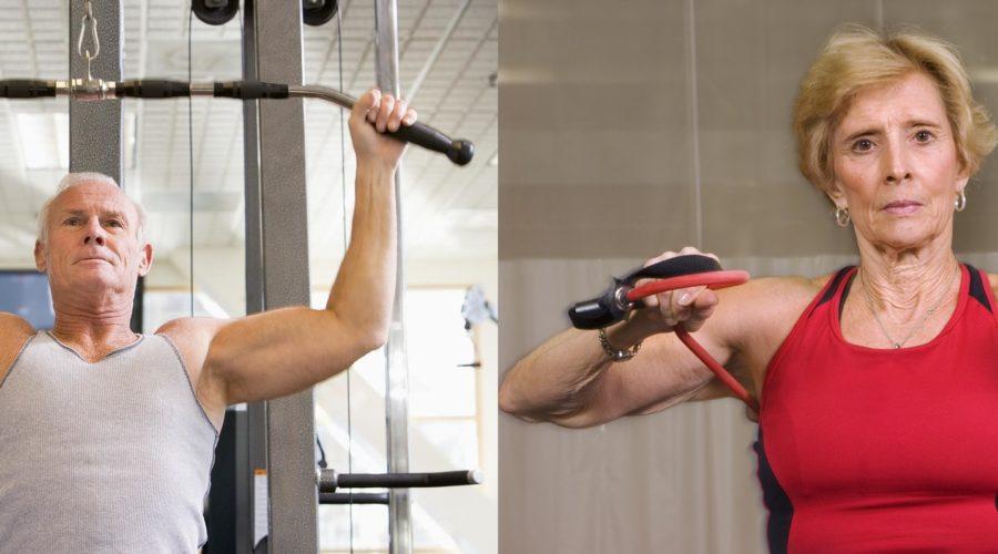 Какие упражнения лучше всего выполнять, чтобы сохранить кости крепкими?