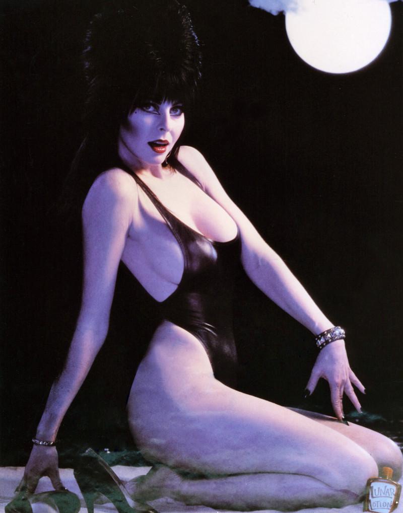 Эльвира — повелительница тьмы, 1988 год знаменитости, история, редкие кадры, фото