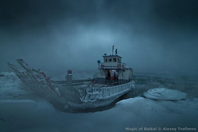 Магия Байкала. Виртуальная фотовыставка
