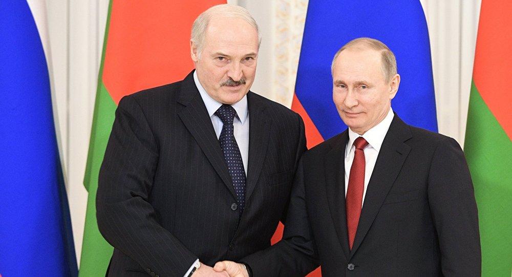 Путин намерен посетить Беларусь с официальным визитом
