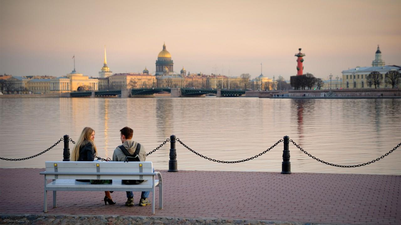 Россия глазами «украинца» (Питерские заметки)