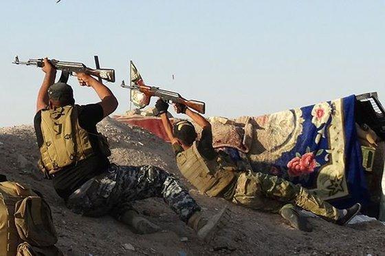ИГИЛ сдувается