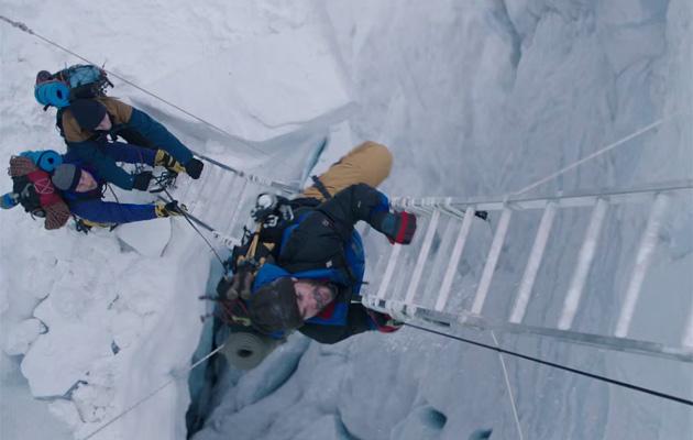 Эверест: фильм о событиях 20-летней давности
