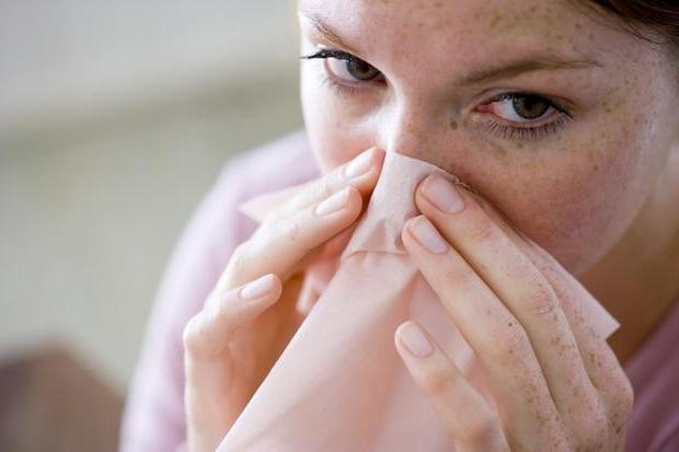 Ранки в носу лечение народными средствами