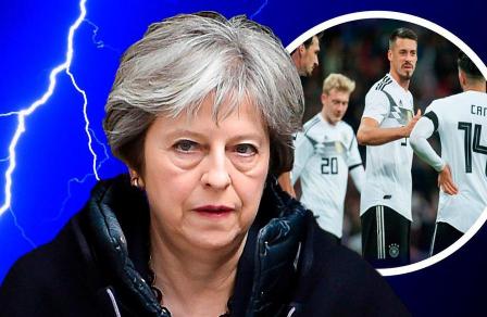 Английские футболисты боятся отравления в России, поэтому с ними поедет специальная еда