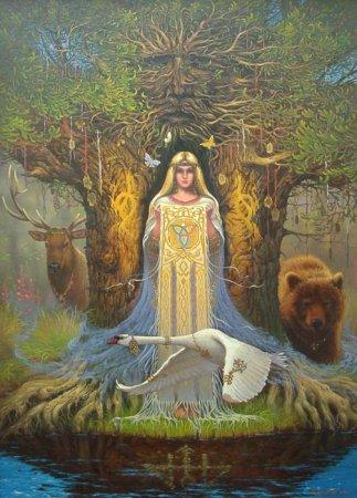Сантии Веды Перуна - древнейшая книга Богов (Окончание)