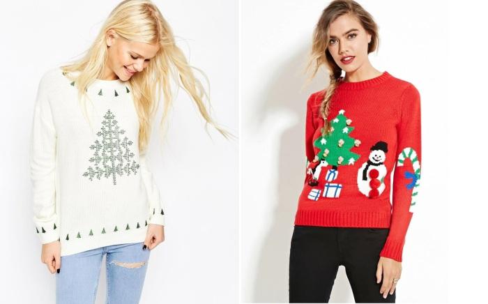 10 самых новогодних свитеров, которые помогут создать праздничное настроение