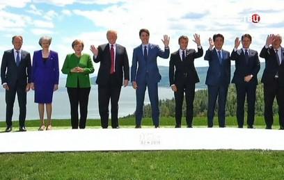 """Саммит """"Группы семи"""" прошел в формате 6+1. Итоги"""