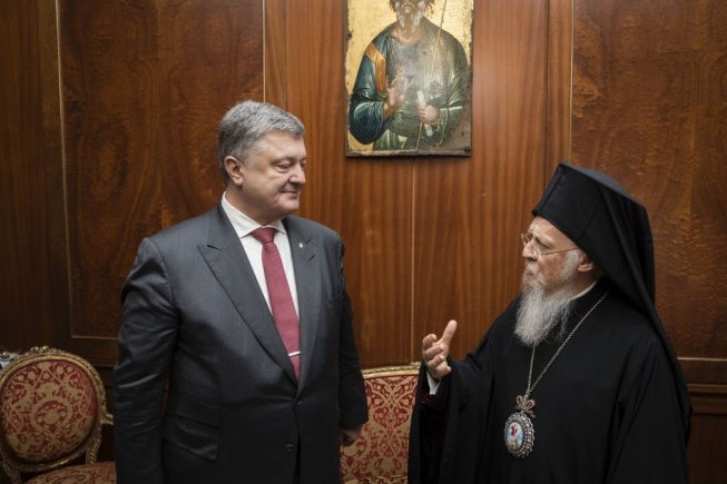 Ростислав Ищенко: Константинопольский патриархат начал войну, которую нельзя отменить