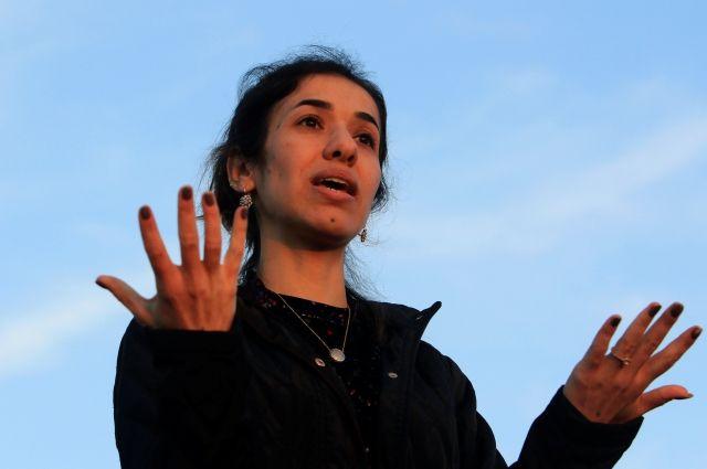 Нобелевский лауреат Надя Мурад потратит премию на больницу в Ираке