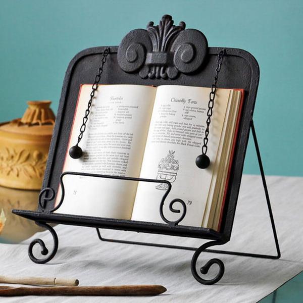 Подставка для книг своими руками фото