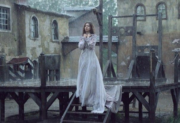 Атмосфера сказочности Катерины Плотниковой