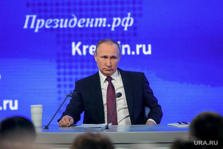 Путин придумал новое наказание за взятки и подкуп