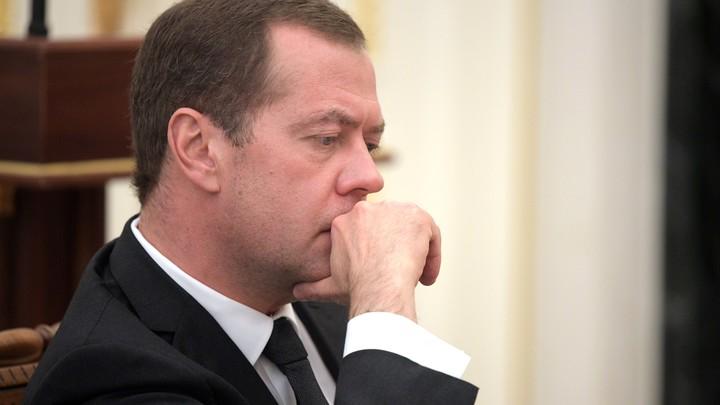 Медведев сравнил пенсионную реформу с таблеткой