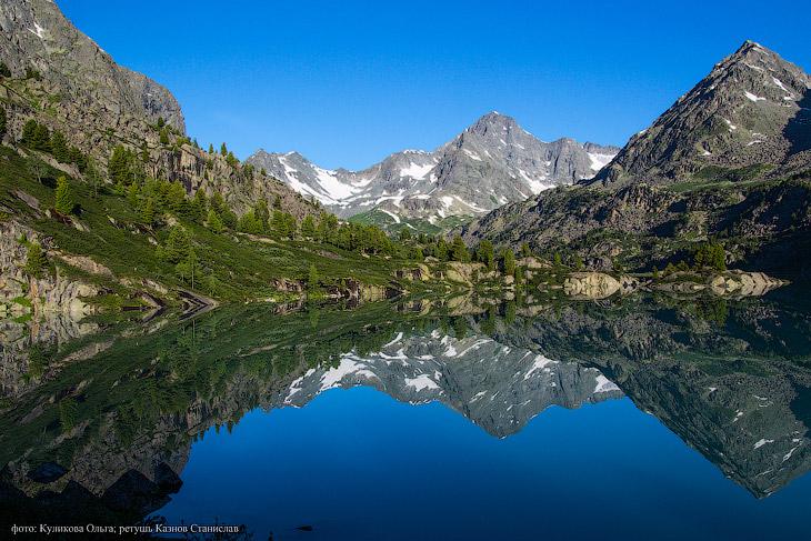 Великолепие горного Алтая
