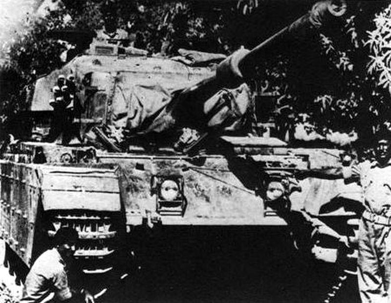 «Центурион» 3-го кавалерийского полка - Индо-пакистанская война 1965 года: танковое сражение за Асал-Утар   Военно-исторический портал Warspot.ru