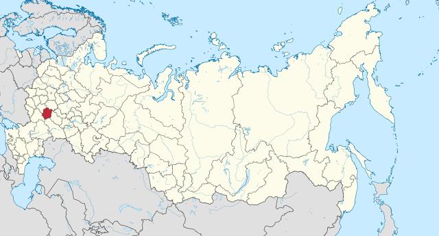 Ижевск какая область или край