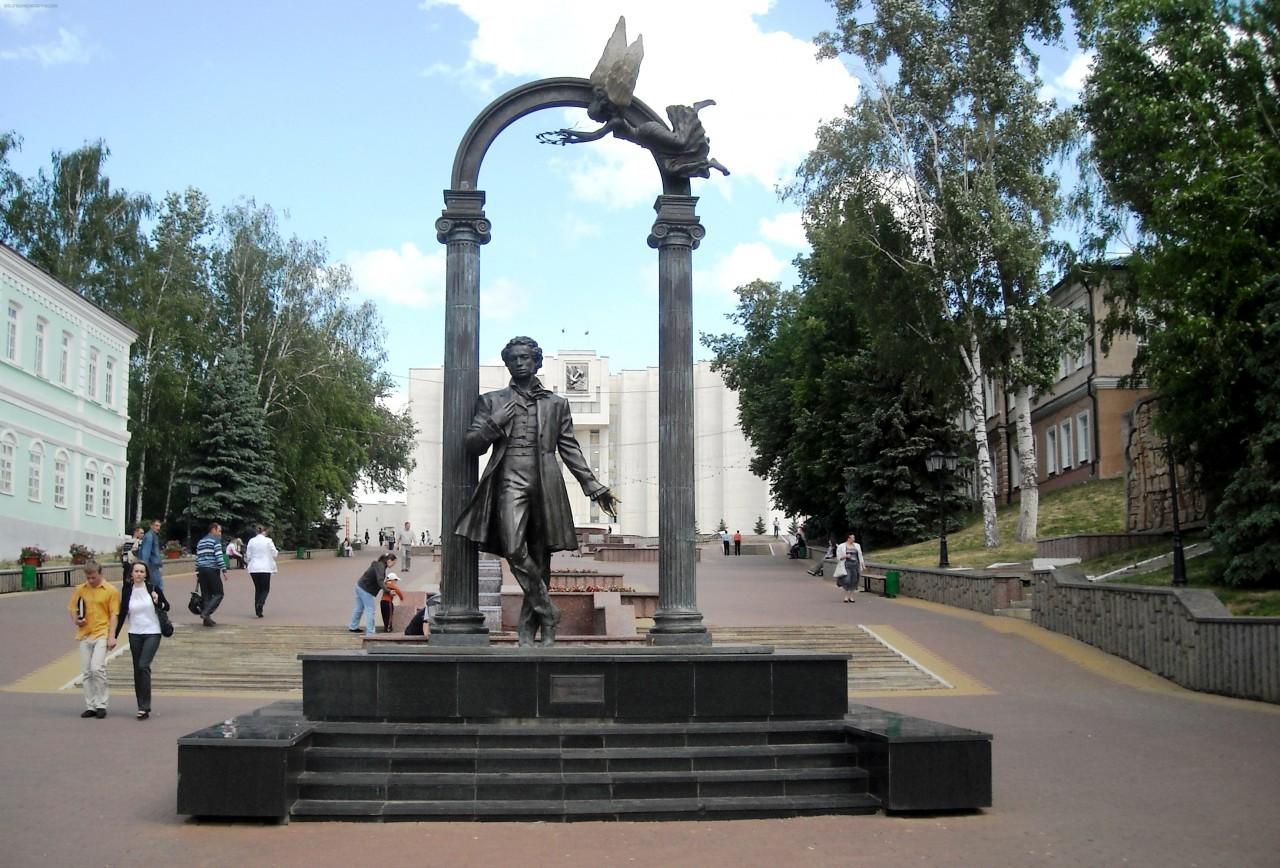 Саранск достопримечательности фото с описанием для детей