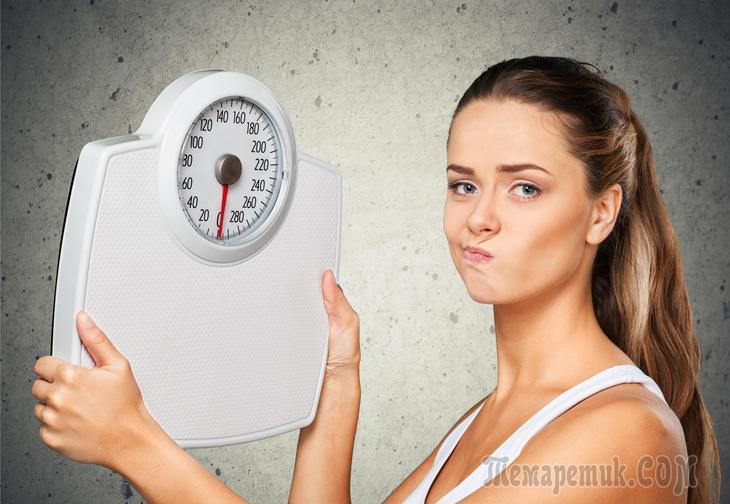 ошибки при похудении, как похудеть