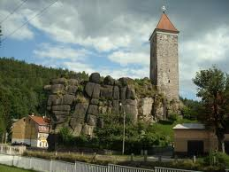 Нейдек - крепость