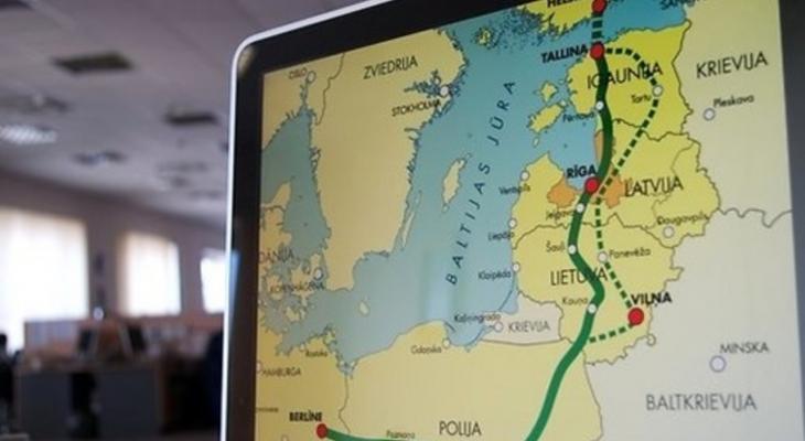 Литва признала: Rail Baltica…