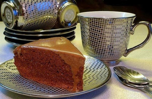 6 рецептов шоколадных тортиков!