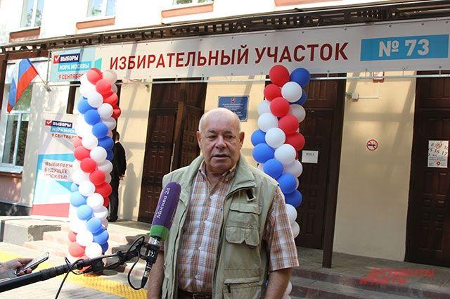 Звезды экрана и сцены на выборах мэра Москвы