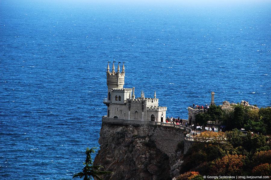Украинцы хотят сделать Крым островом - уже поздно!