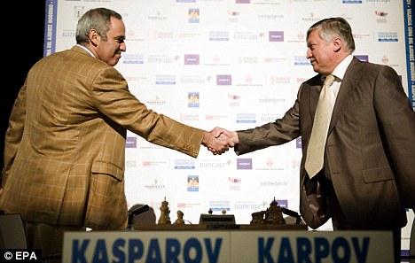 Каспаров: Чем дольше Путин у власти, тем большее зло придет ему на смену